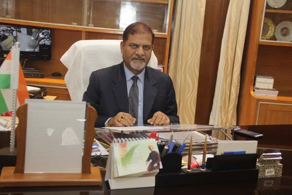 Panjab University Vice Chancellor